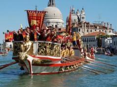 Aspettando la Regata Storica 2019 all'Ateno Veneto