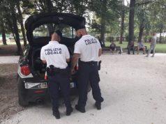 Controlli serrati al parco di Villa Querini: emessi cinque daspo