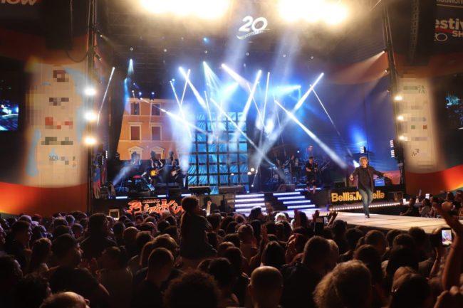 Festival Show: oltre 20 mila persone in Piazza Ferretto