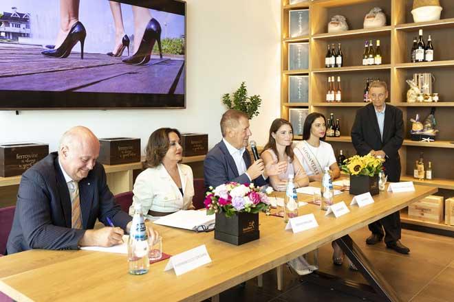 Jesolo: Zoggia consegnerà le chiavi della città a Patrizia Mirigliani