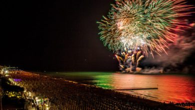 Photo of Ferragosto a Jesolo: fuochi d'artificio rinviati al 31 agosto
