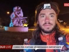 Nicola Bottosso: corro per portare un messaggio importante