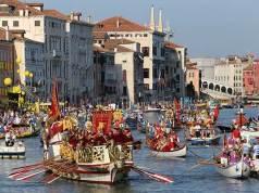 Regata Storica tutto pronto per l'edizione 2019. Diretta su Radio Venezia