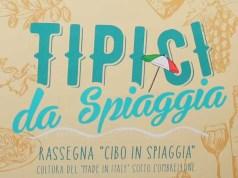 Tipici da spiaggia: il made in Italy dell'enogastronomia