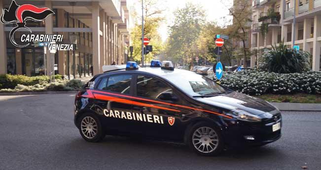 Controlli dei carabinieri a Mestre: due arresti nel weekend