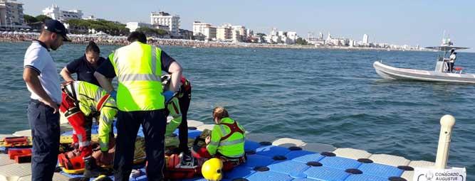 Guardia costiera di Jesolo: centinaia di controlli. Il bilancio