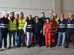 6mila scarpe alla Croce Rossa per i più bisognosi