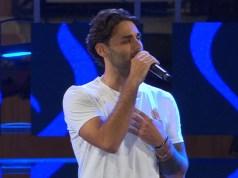 Alberto Urso al Festival Show