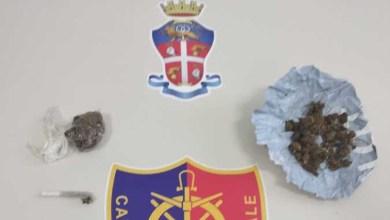 Campo Santa Margherita: 2 giovani trovati con marijuana