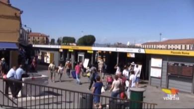 VIDEO: Entrano in funzione a Venezia i sensori conta persone - Televenezia