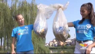 Miss Italia a Jesolo: le ragazze a favore dell'ambiente