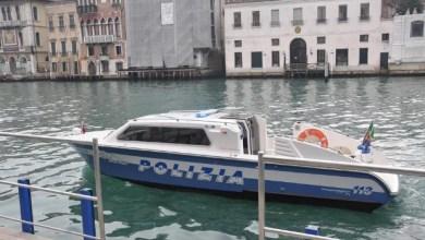Venezia incidente nautico nella notte