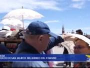 Banchetti di San Marco nel mirino del Comune di Venezia