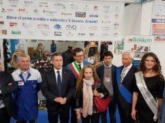 Campionaria d'autunno di San Donà di Piave: la scuola protagonista