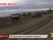 Daytona Beach 2019: off road nella spiaggia di Jesolo