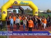 Family Run di Dolo: cresce l'attesa per gli oltre 5000 partecipanti