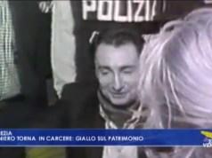 Felice Maniero torna in carcere: giallo sul patrimonio