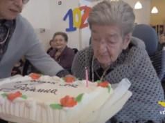 Giovanna Polo compie 102 anni grande festa a Dolo