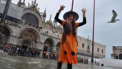 Photo of Halloween: grande festa dalle scuole al centro di Venezia