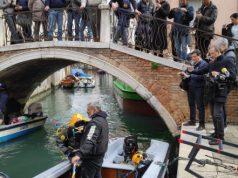 Gondolieri sub: 3 novembre immersione in notturna in Canal Grande