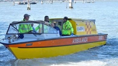 Murano turista americana cade in acqua e muore