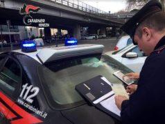 Controlli dei carabinieri: arrestati 2 pregiudicati