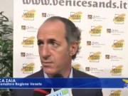 Venice Sands, Zaia: l'importanza del turismo nel Veneto