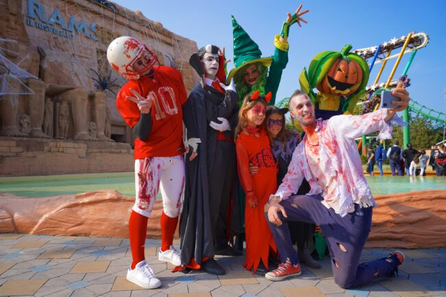 Gardaland Magic Halloween Party