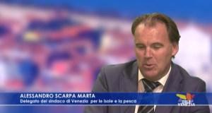 intervista a Alessandro Scarpa Maria-Televenezia