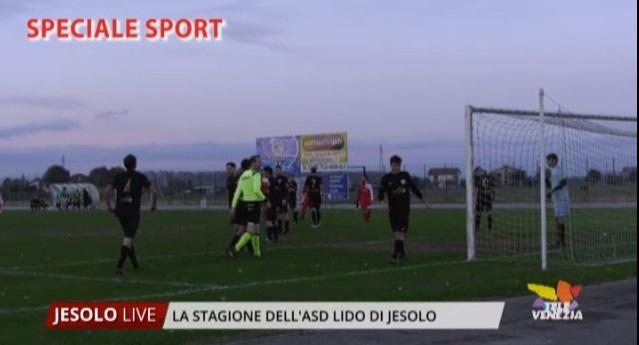 ASD Lido di Jesolo: la stagione calcistica 2019-2020 - Televenezia