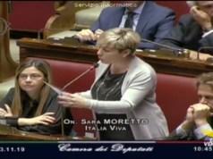 Aiuto per Venezia: l'intervento di Sara Moretto