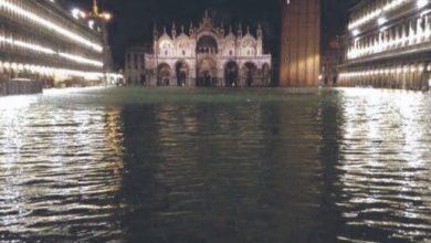 Emergenza acqua alta: donazioni a Diocesi e Caritas veneziana