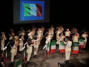 Fanfara dei bersaglieri di San Donà in concerto a Mestre