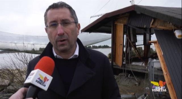 Maltempo a Jesolo 2019: prima stima dei danni - Televenezia