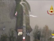 Maltempo: allarme per i fiumi del Veneto Orientale