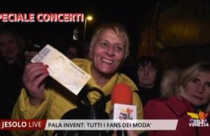 Modà: tutti i fans al PalaInvent di Jesolo per la data zero