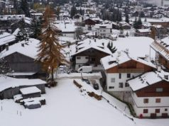 Neve sulle Dolomiti: piste già aperte a Cortina