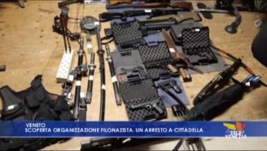 Organizzazione filonazista scoperta in Veneto: un arresto