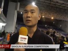 Shaolin European Competition al PalaInvent di Jesolo