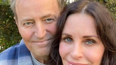Photo of Matthew Perry è per davvero innamorato di Courteney Cox?