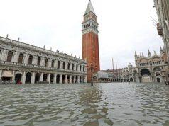 Acqua alta a Venezia: pronti i moduli dei rimborsi