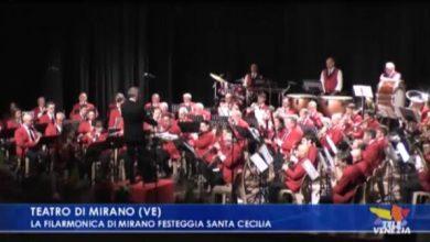 ilarmonica di Mirano festeggia Santa Cecilia