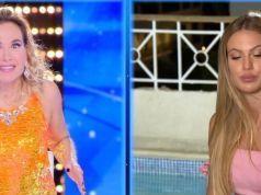 Taylor Mega ciucca in tv e bannata da TikTok sul web