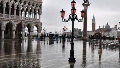 Acqua alta: raggiunti 120 cm. Le previsioni del 23 dicembre