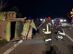 Furgone contro trebbiatrice sulla Triestina: due feriti - Televenezia