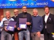 Gala dello Sport di Jesolo: in 1500 alla carica del Palainvent