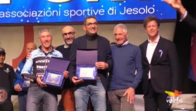 Photo of Gala dello Sport di Jesolo: in 1500 alla carica del Palainvent