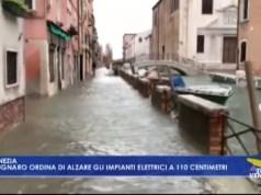 Impianti elettrici rialzati: scatta la misura preventiva a Venezia