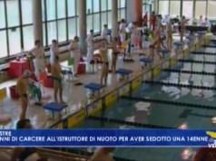 VIDEO: Istruttore di nuoto seduce 14enne: condannato a 3 anni - Televenezia