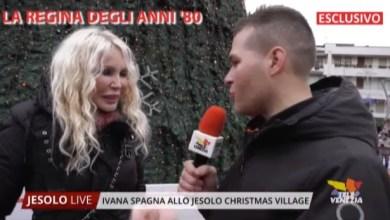 Ivana Spagna: il live show allo Jesolo Christmas Village
